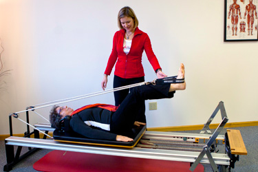 Private Pilates Instruction